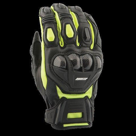 Joe Rocket Blaster Glove - Motor Sports World - 1 Hi-Viz