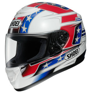 Shoei QWest Banner - Motor Sports World