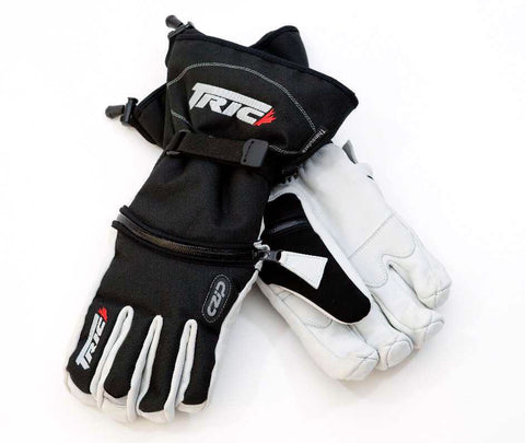 Tric Men's C-Zip Gloves / Mitts - Motor Sports World - 1