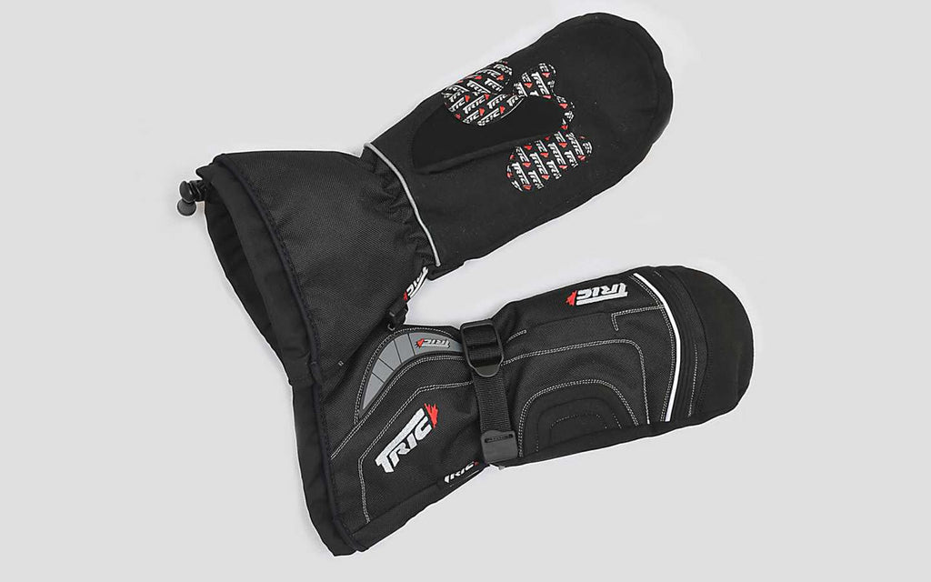 Youth Glacier Gauntlet Mitts / Gloves - Motor Sports World - 2