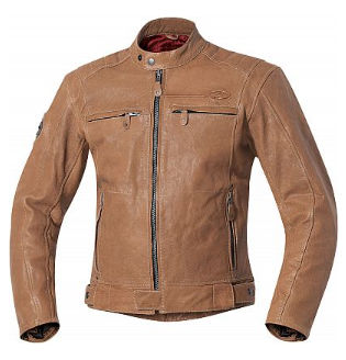 Held Strong Bullet Leather Jacket - Motor Sports World