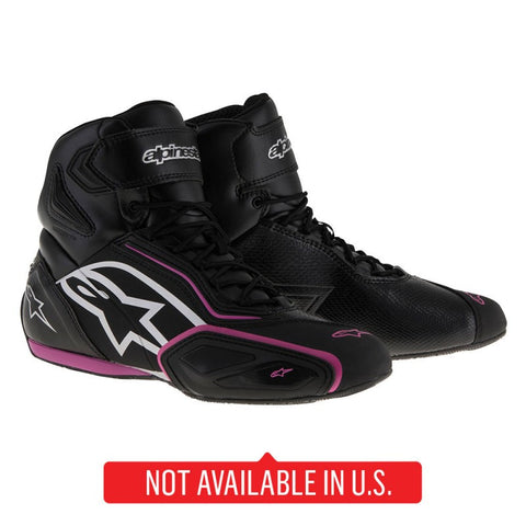 Alpinestar Stella Faster 2 WP Shoe - Motor Sports World - 1