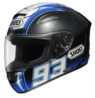Shoei X-Twelve Montmelo Marquez - Motor Sports World - 1