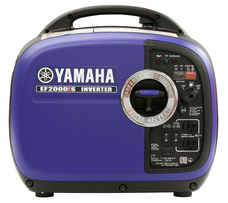 Yamaha EF2000IS Generator - Motor Sports World