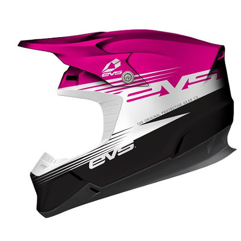 EVS T5 Works Motocross Helmet - Motor Sports World