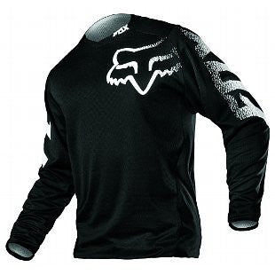 Fox Blackout Jersey - Motor Sports World - 1