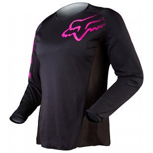 Women's Fox Racing Blackout Jersey - Motor Sports World - 1