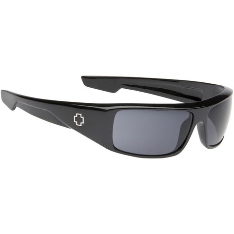 Spy Logan Black Sunglasses - Motor Sports World