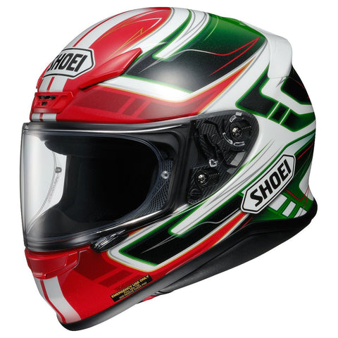 RF-1200 Valkyrie Red/Green