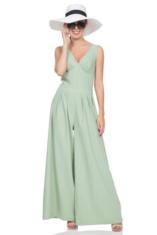 Mandy Super Wide Leg Jumpsuit