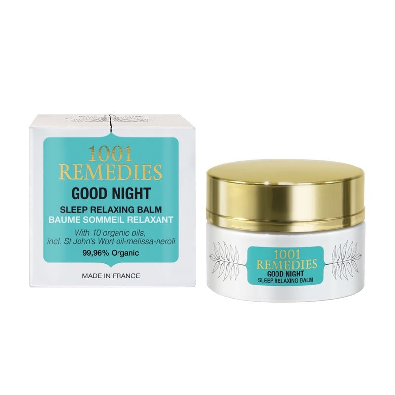 Bálsamo de Sueño Relajante - Good Night Sleep Relaxing Balm