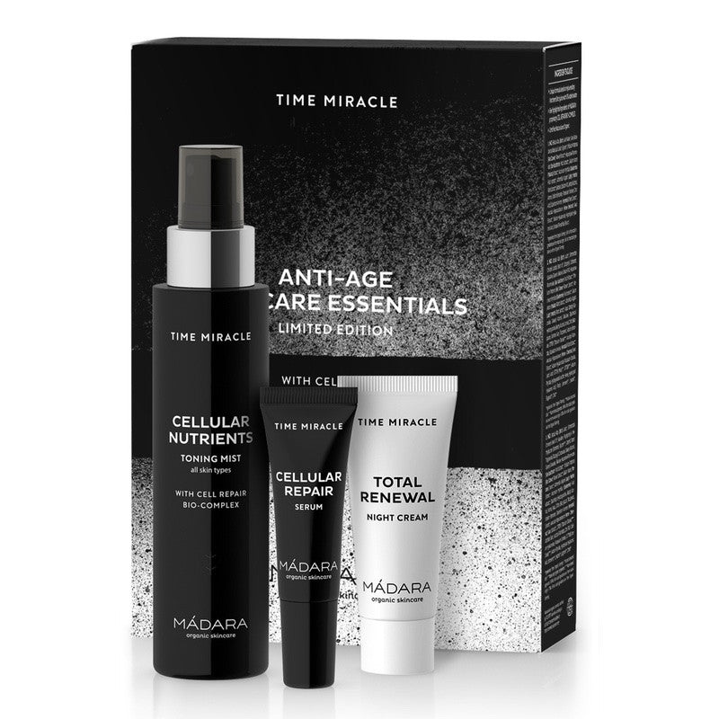 Set de Regalo/Para Empezar Anti Edad Milagro - Time Miracle Anti-Aging Skincare Set - Oianora - 1