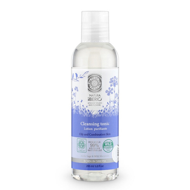 Tónico Limpiador para Piel Grasa o Mixta - Cleansing Tonic for Oily & Combination Skin