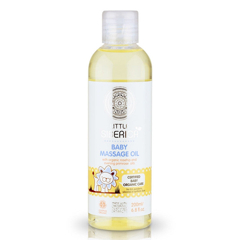 Aceite de Masaje Bebé - Little Siberica Baby Massage Oil