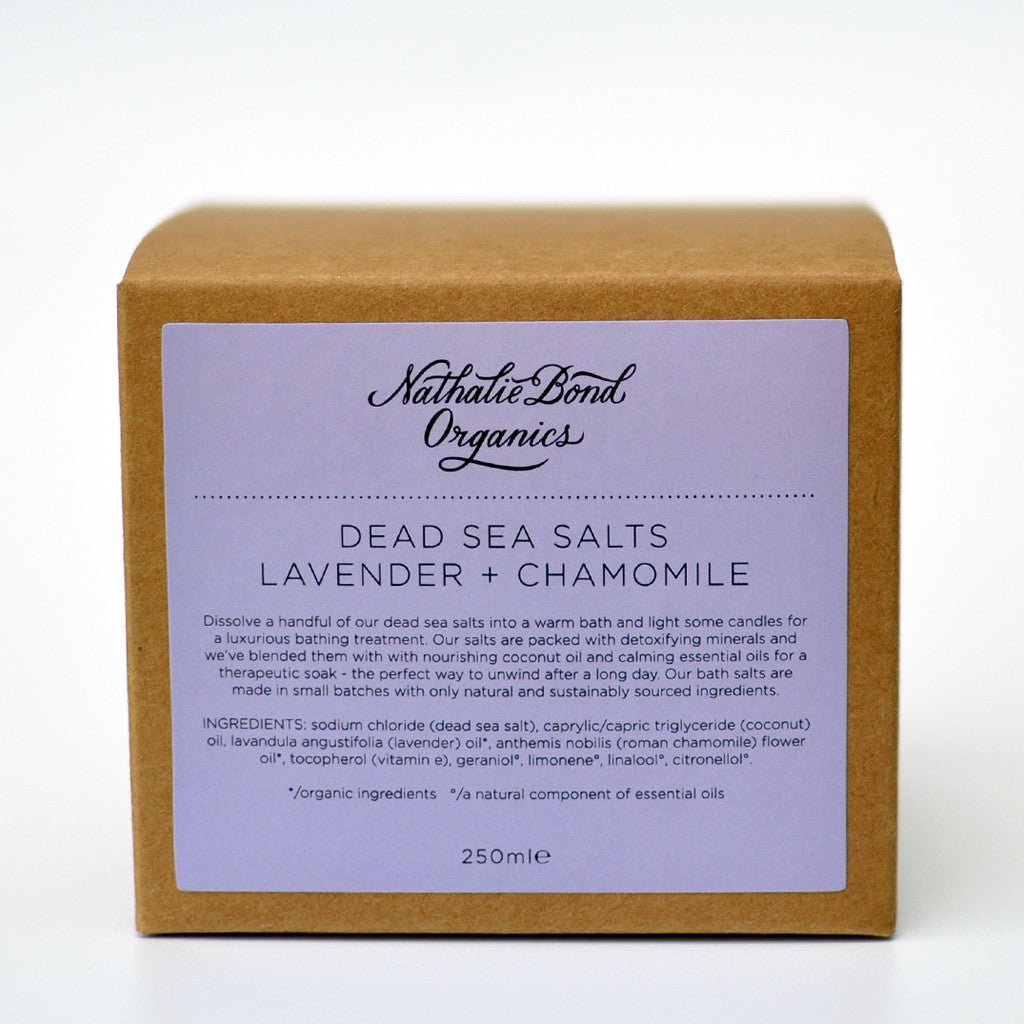 Sal de Baño Mar Muerto - Dead Sea Bath Salts - Oianora - 2