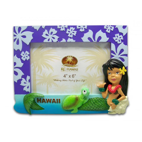 Mermaid Shaka Photo Frame