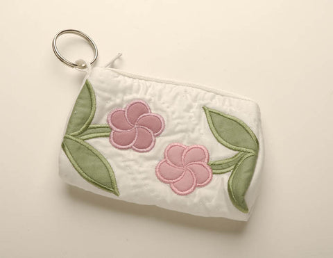 Hawaiian Quilt - Coin Purse