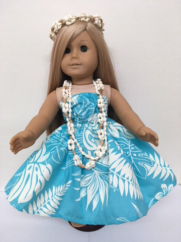 Hula Outfit for 18 inch doll