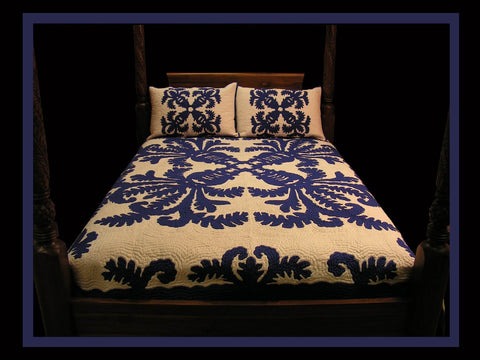 Hawaiian Quilt - Kings Royal Vase