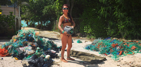 marine debris collection