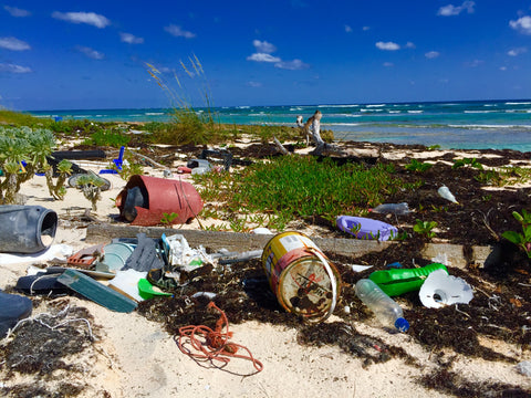 marine debris planet love life