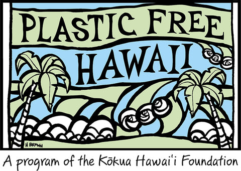 plastic free hawaii