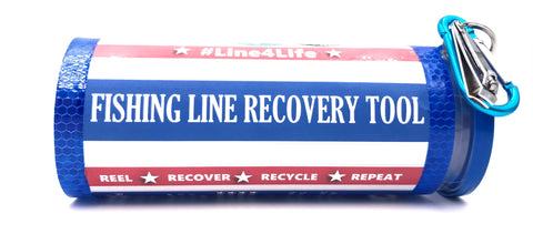 line4life fishing line recovery tool kit