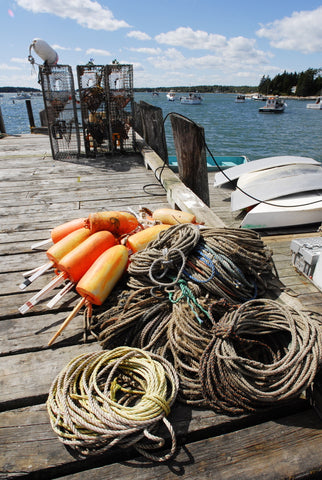 lobster pot rope