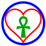 Planet Love Life Logo: One Life One Love One Planet