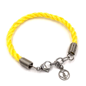 Lemon Shark recycled bracelet