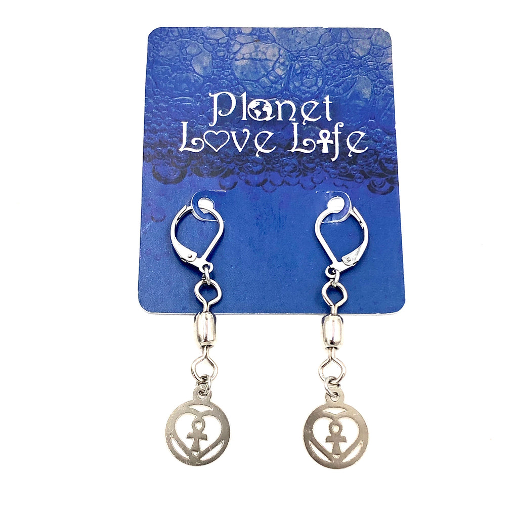 PLL Charm Earrings