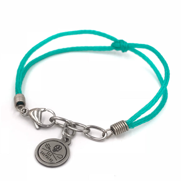 Leatherback Sea Turtle - Planet Love Life - Recycled Ocean Plastic Bracelet