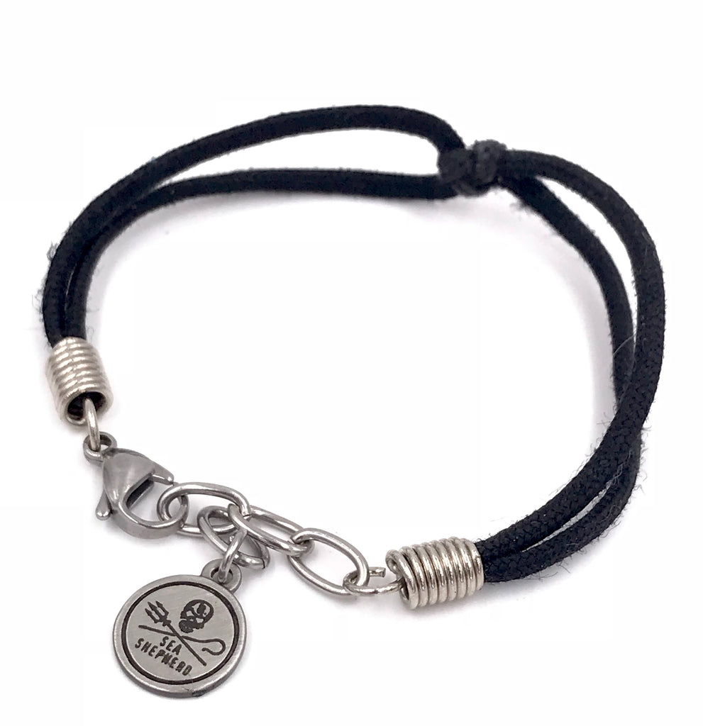 Sea Shepherd - Planet Love Life - Recycled Ocean Plastic Bracelet