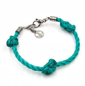 Sea Turtle Net Bracelet