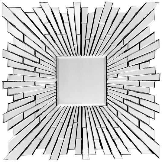 Zuo Modern 850001 Bang Wall Mirror