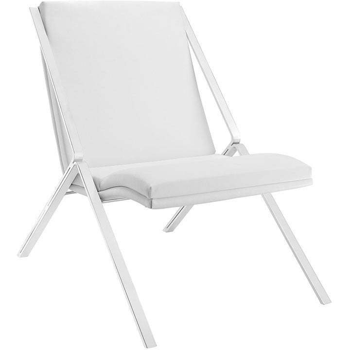 Modway Furniture EEI-1436 Swing Vinyl Lounge Chair