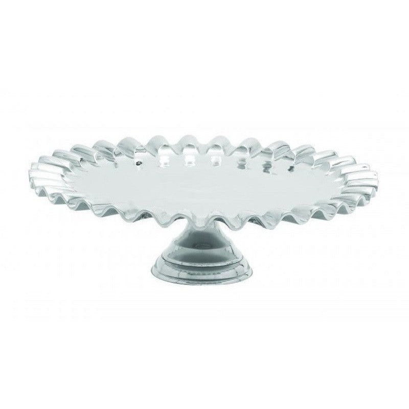 Benzara 27475 Sleek and Stylish Cake Stand