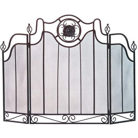 Koehler Medallion Fireplace Screen 34770