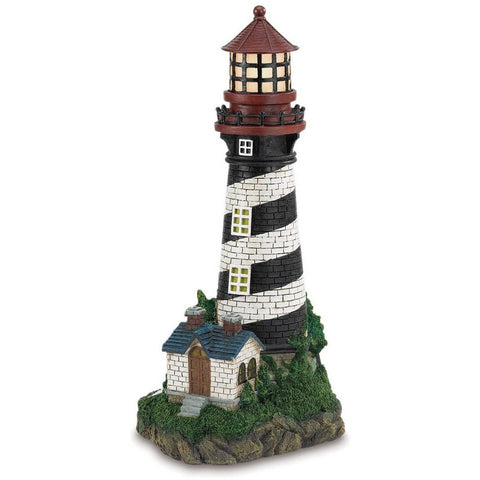 Koehler Solar Lighthouse Garden Lamp