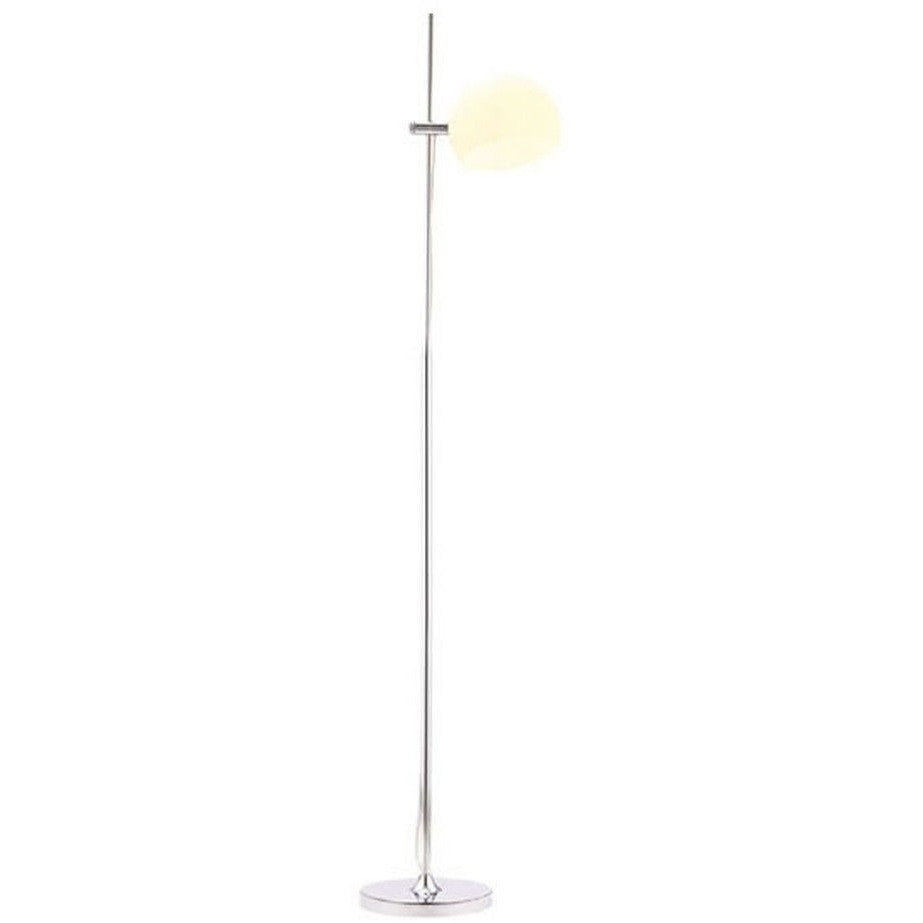 Zuo Modern 50012 Astro Floor Lamp Frosted Glass