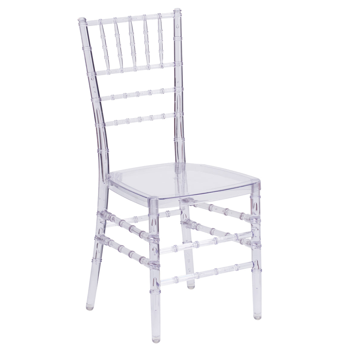 Flash Elegance Crystal Ice Stacking Chiavari Chair BH-ICE-CRYSTAL-GG