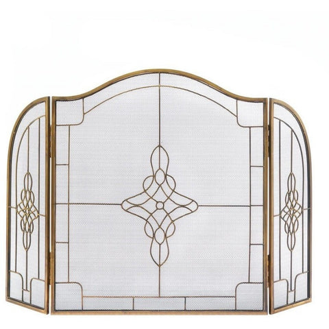Koehler Art Deco Fireplace Screen 10017854