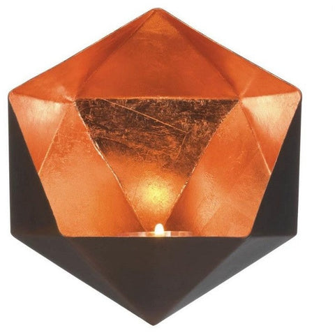 Koehler Copper Geometric Wall Sconce 10017601