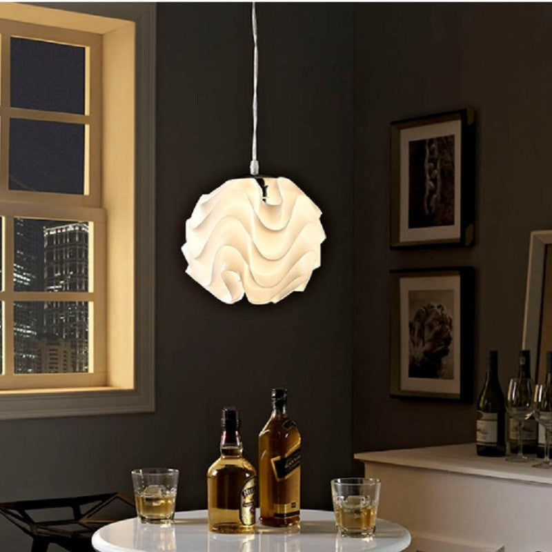 Modway Furniture Billow Chandelier White EEI-1222-WHI