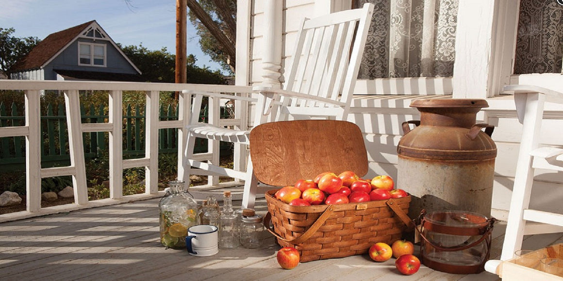 Picnic Time Prairie Basket Unlined 349-00-505