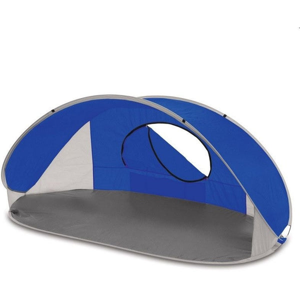Picnic Time 113-00 Portable Manta Sun Shelter Assorted Colors , Home & Garden > Lawn & Garden > Outdoor Living > Outdoor Umbrellas & Sunshades - Picnic Time, Ruby Skies At Night - 1