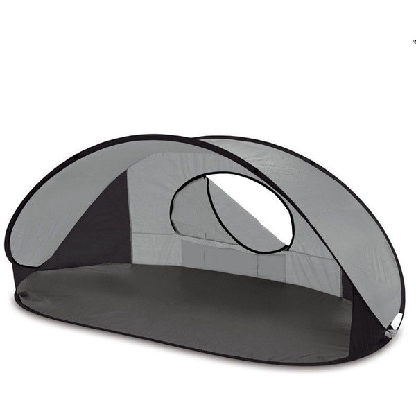 Picnic Time 113-00 Portable Manta Sun Shelter Assorted Colors , Home & Garden > Lawn & Garden > Outdoor Living > Outdoor Umbrellas & Sunshades - Picnic Time, Ruby Skies At Night - 3