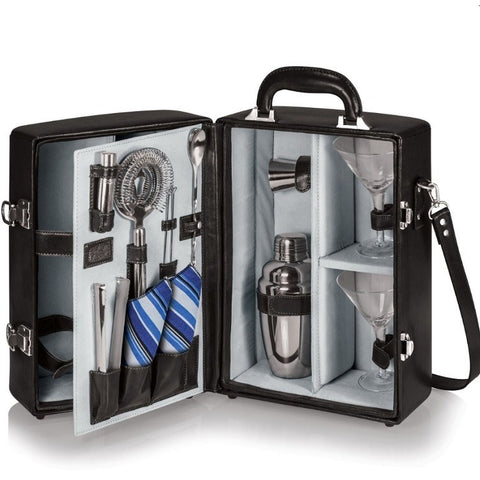 Picnic Time 667-43 Manhattan Cocktail Case
