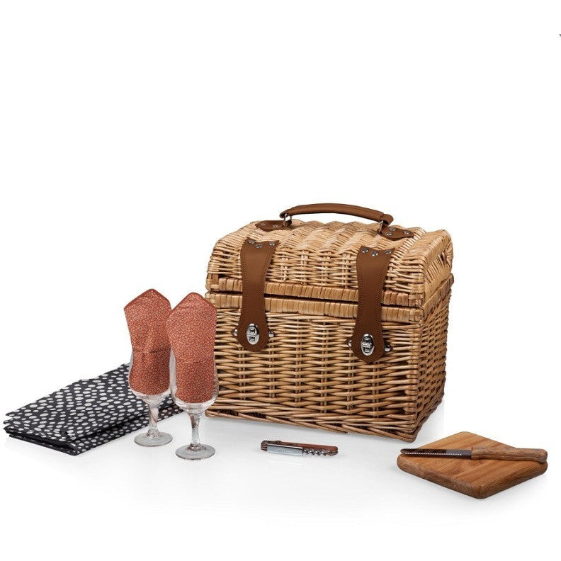 Picnic Time Napa Wine Basket 215-19