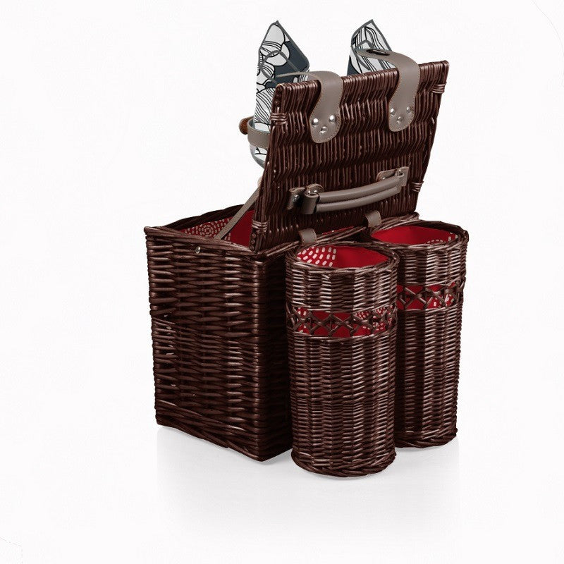 Picnic Time Vino Wine Basket - Harmony 122-15-318